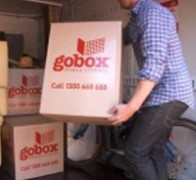 gobox Tea Chest carton